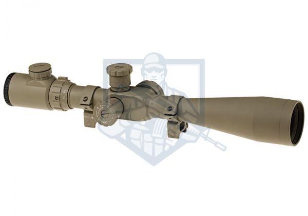 8-32x50E-SF Sniper Scope Desert