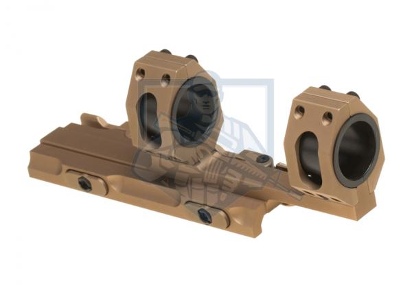 QD Extended Scope Mount Base 25.4/30mm DE
